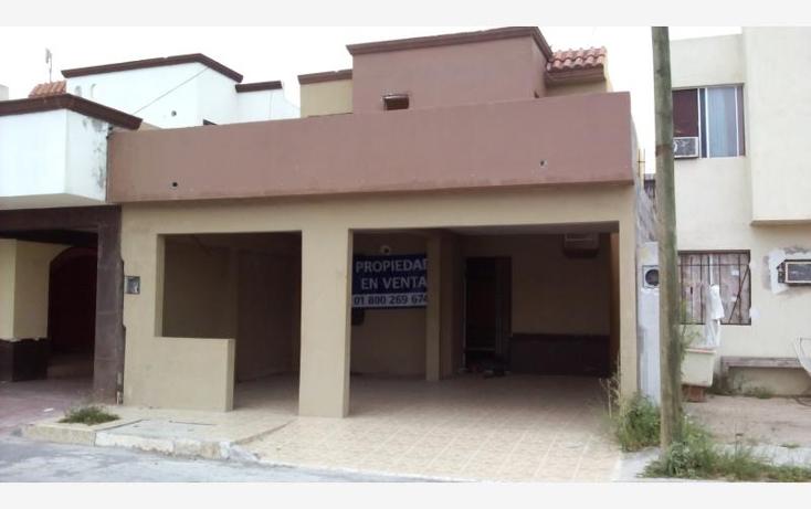 Foto de casa en venta en privada brasilia 328, hacienda las fuentes, reynosa, tamaulipas, 1786292 No. 01