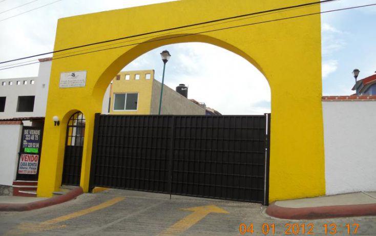 Foto de departamento en venta en privada bugambilia amarilla 78, condominios bugambilias, cuernavaca, morelos, 1604314 no 16