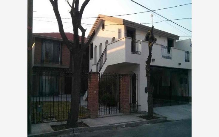 Foto de casa en renta en  0, del valle, san pedro garza garcía, nuevo león, 1988134 No. 01