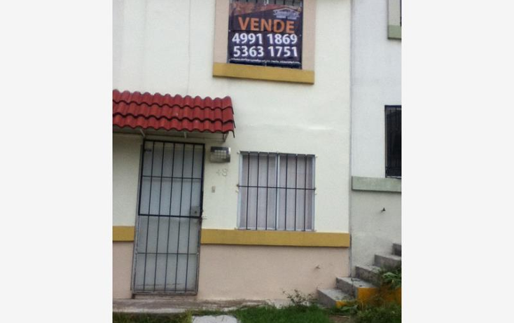 Foto de casa en venta en privada caudete manzana 17lote 2 viv. 48, urbi villa del rey, huehuetoca, méxico, 2024212 No. 01