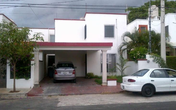 Foto de casa en venta en  , privada chuburna de hidalgo i, mérida, yucatán, 1046355 No. 01
