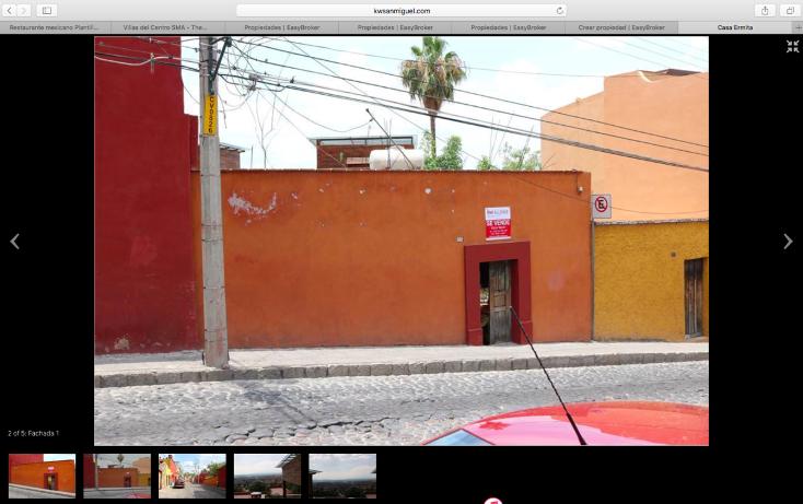 Foto de casa en venta en privada de animas , san miguel de allende centro, san miguel de allende, guanajuato, 0 No. 06