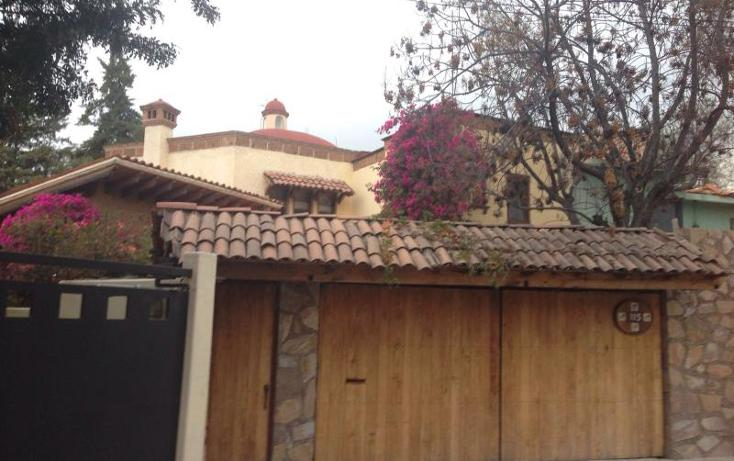 Foto de casa en venta en  115, jurica, querétaro, querétaro, 1690310 No. 01