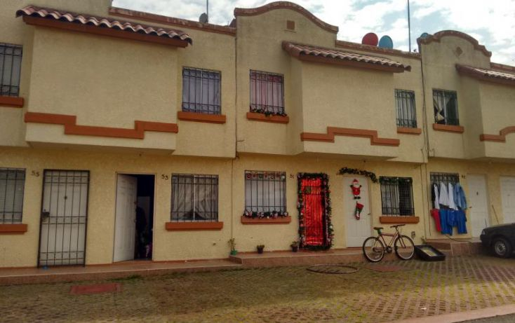 Foto de casa en venta en privada de cartagena 32, 5 de mayo, tecámac, estado de méxico, 1735134 no 03
