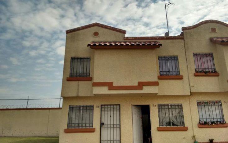 Foto de casa en venta en privada de cartagena 53, 5 de mayo, tecámac, estado de méxico, 1721774 no 02