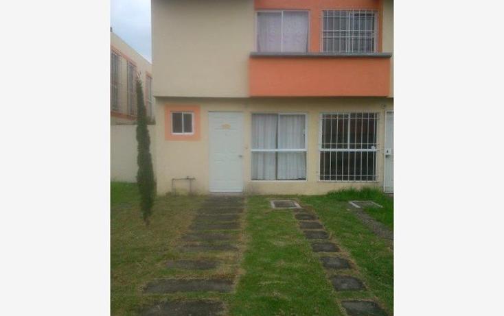 Foto de casa en venta en privada de centeno 1, temoaya, temoaya, m?xico, 669081 No. 01