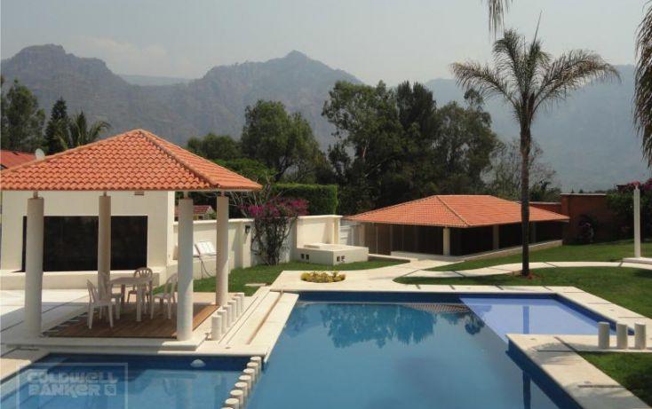 Foto de casa en venta en privada de citlalli 7, san miguel, tepoztlán, morelos, 1921637 no 02