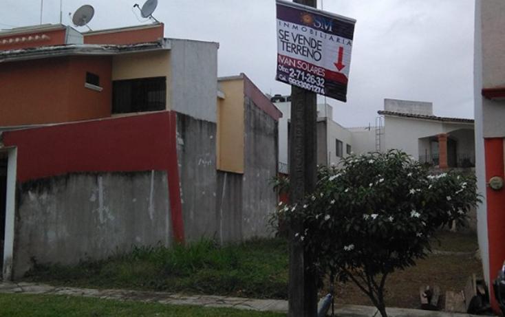Foto de terreno habitacional en venta en  , privada de lagunas del maurel, centro, tabasco, 2638646 No. 01