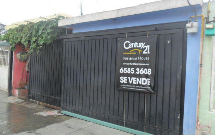 Foto de casa en venta en privada de las moras sn, villa de las flores 1a sección unidad coacalco, coacalco de berriozábal, estado de méxico, 1715900 no 01