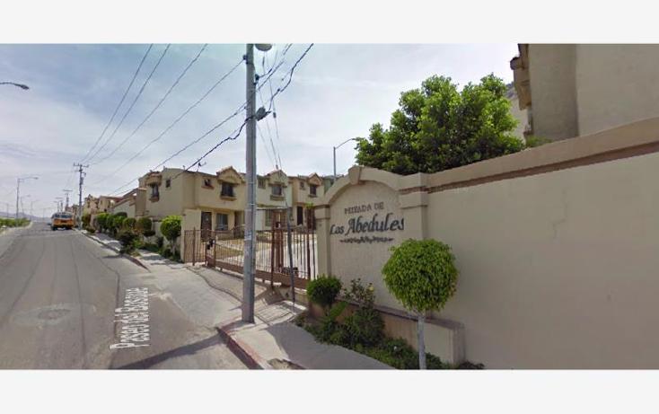 Foto de casa en venta en privada de los abedules 24, villa residencial del bosque, tijuana, baja california, 881833 No. 01