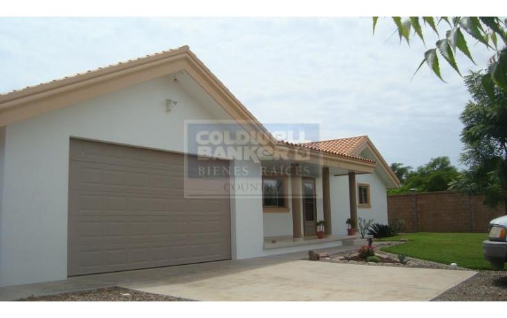 Foto de casa en venta en  , campestre los laureles, culiacán, sinaloa, 1843704 No. 01