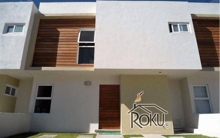 Foto de casa en venta en, privada de los portones, querétaro, querétaro, 1582440 no 02