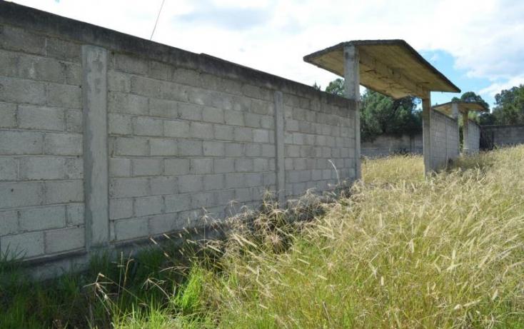 Foto de terreno habitacional en venta en privada de niños héroes, covadonga de bravo, apizaco, tlaxcala, 820643 no 04