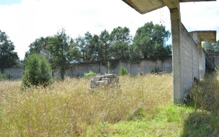 Foto de terreno habitacional en venta en privada de niños héroes, covadonga de bravo, apizaco, tlaxcala, 820643 no 06