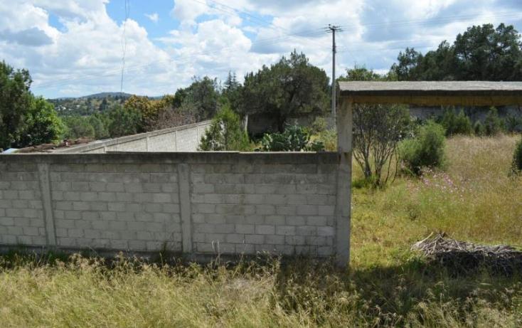 Foto de terreno habitacional en venta en privada de niños héroes, covadonga de bravo, apizaco, tlaxcala, 820643 no 07