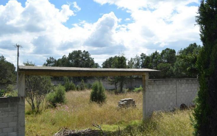 Foto de terreno habitacional en venta en privada de niños héroes, covadonga de bravo, apizaco, tlaxcala, 820643 no 11