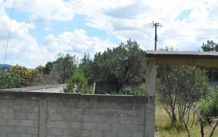 Foto de terreno habitacional en venta en privada de niños héroes, covadonga de bravo, apizaco, tlaxcala, 820643 no 12