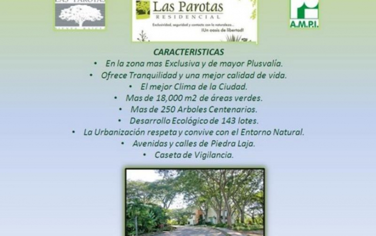 Foto de terreno habitacional en venta en privada del tabachin 8, santa gertrudis, colima, colima, 799881 no 03