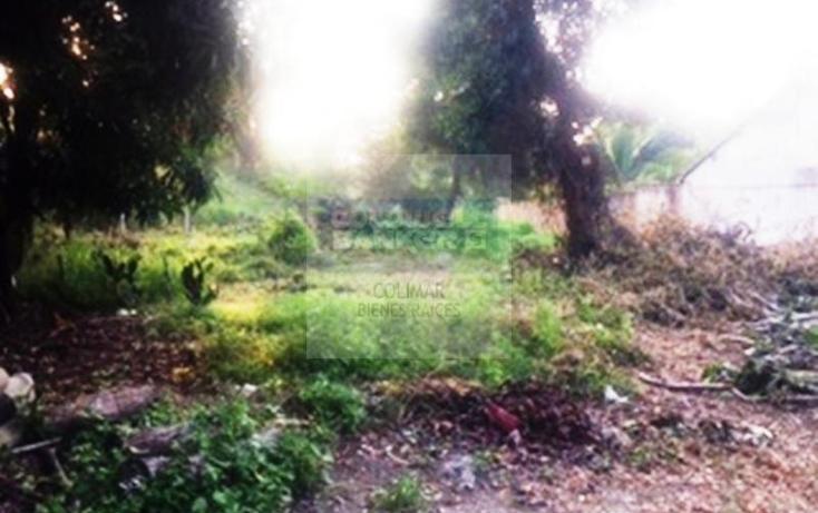 Foto de terreno habitacional en venta en  6, elías zamora verduzco, manzanillo, colima, 1652239 No. 03