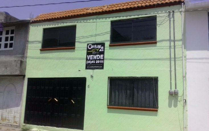 Foto de casa en venta en privada jimenez 6, miraflores, tlaxcala, tlaxcala, 1769794 no 01