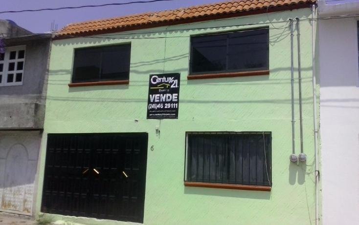 Foto de casa en venta en privada jimenez 6 , miraflores, tlaxcala, tlaxcala, 1769794 No. 01