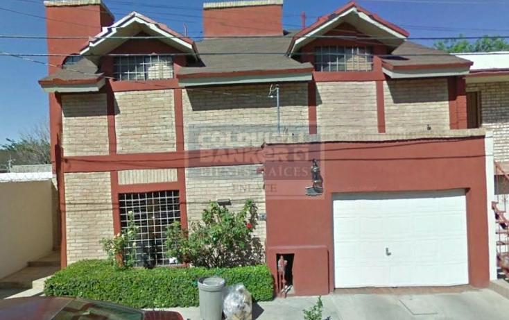 Foto de casa en venta en  325, del maestro, juárez, chihuahua, 283056 No. 01