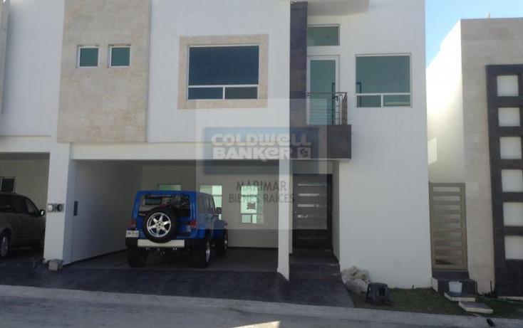 Foto de casa en venta en privada la alhambra , villas la rioja, monterrey, nuevo león, 781417 No. 01