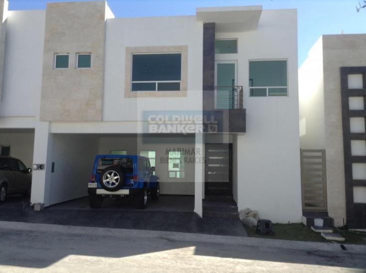 Foto de casa en venta en privada la alhambra , villas la rioja, monterrey, nuevo león, 781419 No. 01