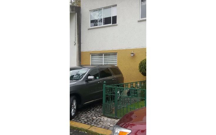 Foto de casa en renta en  , privada las huertas, atizapán de zaragoza, méxico, 1568726 No. 01