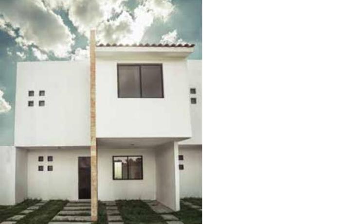 Foto de casa en venta en  , privada las huertas, san luis potos?, san luis potos?, 1285461 No. 01