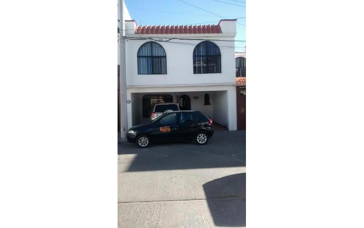 Foto de casa en venta en  , privada las huertas, san luis potos?, san luis potos?, 1577968 No. 01