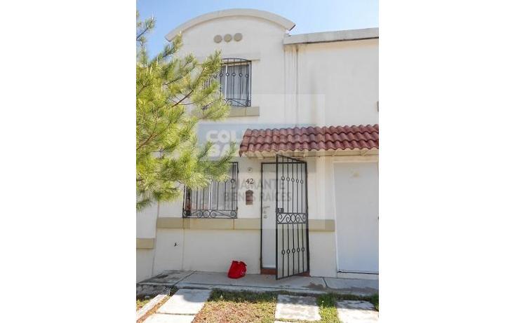 Foto de casa en condominio en venta en  manz 21lote 28, urbi villa del rey, huehuetoca, méxico, 904891 No. 01