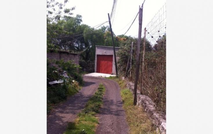 Foto de terreno habitacional en venta en privada m abasolo 4, valle escondido, tlalpan, df, 906167 no 04