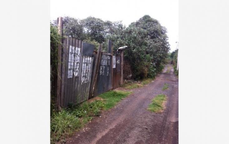 Foto de terreno habitacional en venta en privada m abasolo 4, valle escondido, tlalpan, df, 906167 no 05