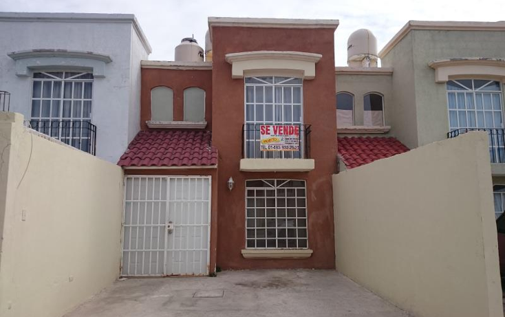 Foto de casa en venta en privada opalo 46, mina azul, guadalupe, zacatecas, 1924724 No. 01