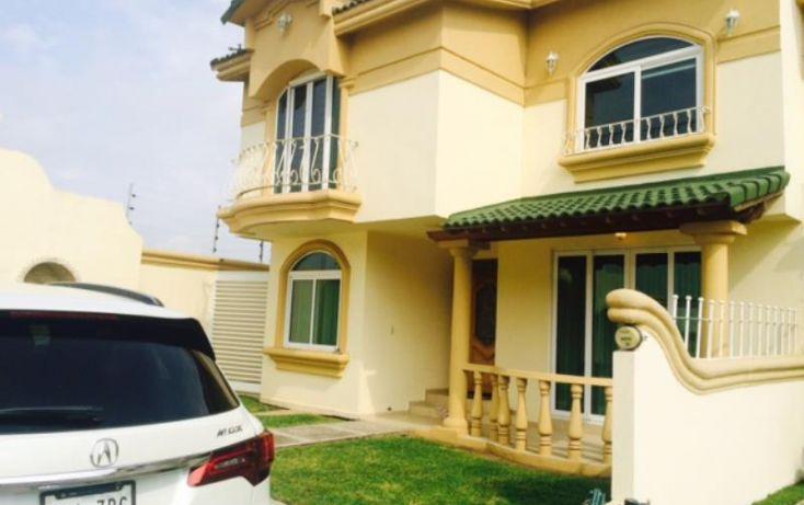 Foto de casa en venta en privada opalo 8, residencial la joya, boca del río, veracruz, 1542934 no 02
