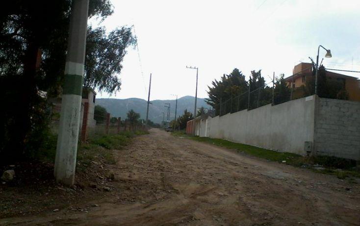 Foto de terreno habitacional en venta en privada, pachuquilla, mineral de la reforma, hidalgo, 1597892 no 05