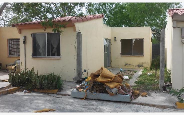 Foto de casa en venta en privada pamplona 104, villas del palmar, reynosa, tamaulipas, 1710206 No. 01