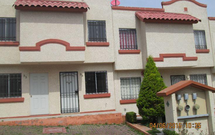 Foto de casa en venta en privada pamplona mz 22 lt 3 interior 33, 5 de mayo, tecámac, estado de méxico, 1770846 no 01
