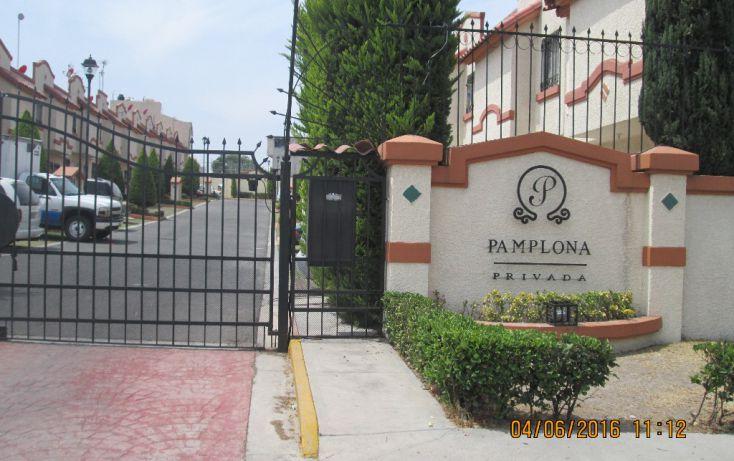 Foto de casa en venta en privada pamplona mz 22 lt 3 interior 33, 5 de mayo, tecámac, estado de méxico, 1770846 no 02