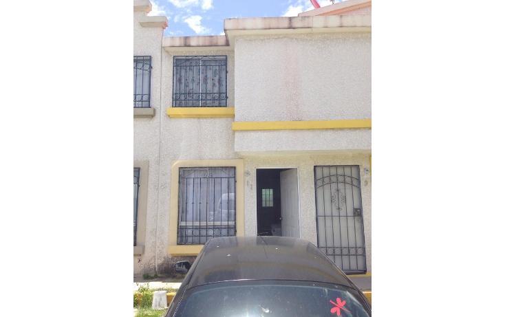 Foto de casa en venta en privada rio henares , valle san pedro, tecámac, méxico, 1710752 No. 01