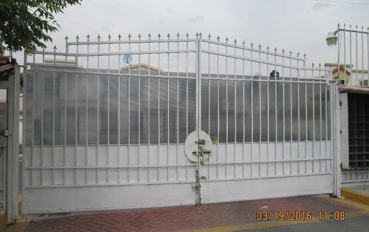 Foto de casa en venta en  , valle san pedro, tecámac, méxico, 1755315 No. 01