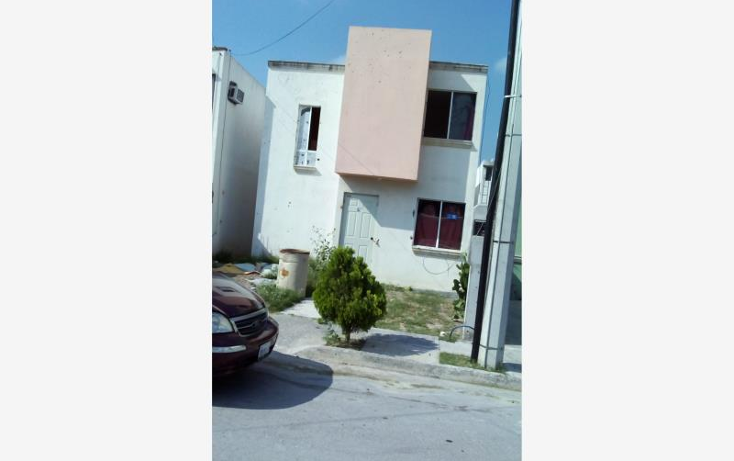 Foto de casa en venta en privada riveras 323, hacienda las fuentes, reynosa, tamaulipas, 1898202 No. 01
