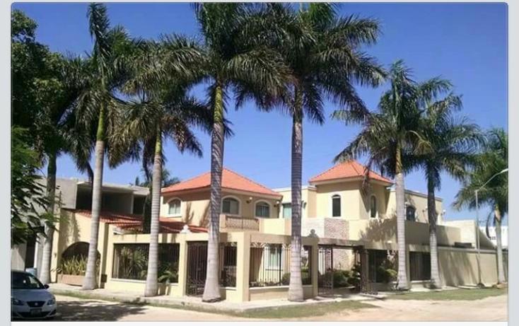 Foto de casa en venta en  , privada san antonio cucul, m?rida, yucat?n, 1079931 No. 01