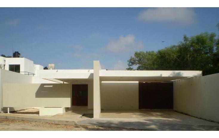 Foto de casa en venta en  , privada san antonio cucul, m?rida, yucat?n, 1463525 No. 01