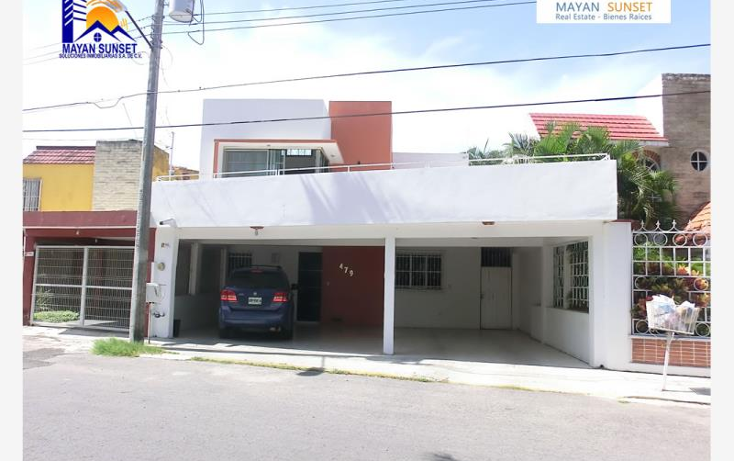 Foto de casa en venta en privada san salvador 479, framboyanes, oth?n p. blanco, quintana roo, 1104761 No. 01
