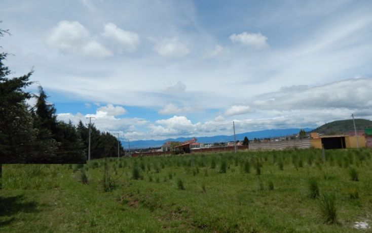 Foto de terreno habitacional en venta en privada sauces, cacalomacán, toluca, estado de méxico, 2041777 no 01