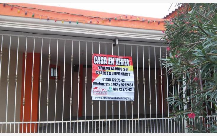 Foto de casa en venta en  411, la cima, reynosa, tamaulipas, 1150979 No. 01