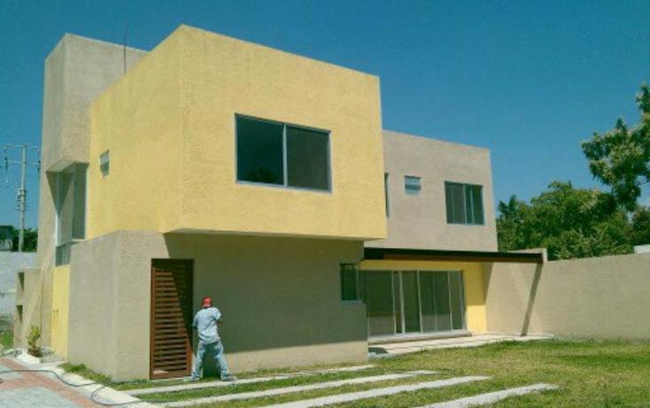 Foto de casa en venta en privada sin numero, centro jiutepec, jiutepec, morelos, 1741206 No. 02