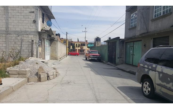 Foto de terreno habitacional en venta en privada sor juana inez de la cruz , san miguelito, capulhuac, méxico, 1657505 No. 03